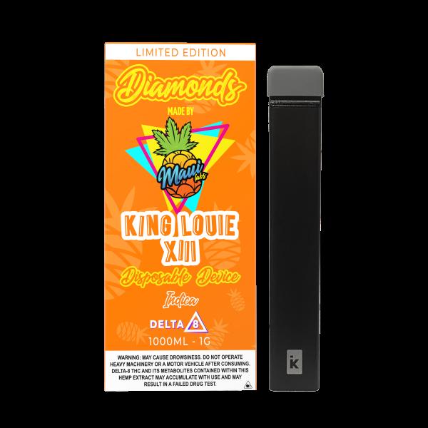 King Louie XIII Diamonds Vape