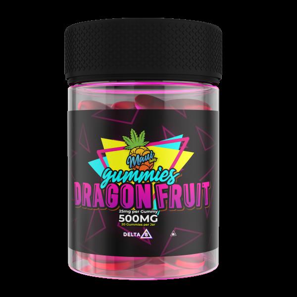 Dragon Fruit Gummies